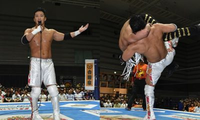 NJPW Best of the Super Jr.25 Results - Day 10