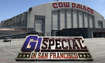 AXS TV will Broadcast the NJPW G1 Special in San Francisco