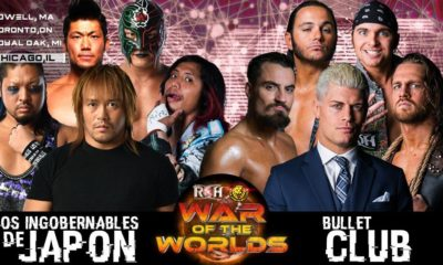 ROH NJPW War of the Worlds 2018: Chicago Results (Day 4): Silas Young Defend TV Title Against Austin Aries