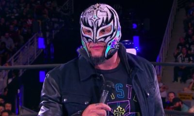 Rey Mysterio will Debut at the NJPW Dominion 2018