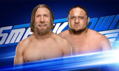 WWE SmackDown Live May 29, 2018 Preview: Daniel Bryan and Samoa Joe will face each other