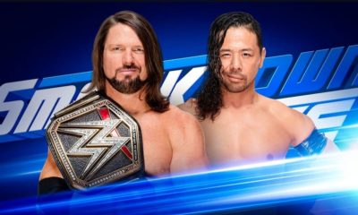 WWE SmackDown Live Preview: May 8, 2018