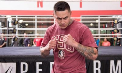 Australian Rugby Player Daniel Vidot Signs with WWE