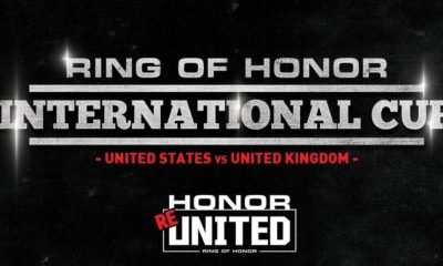 United Kingdom will host the first ROH International Cup