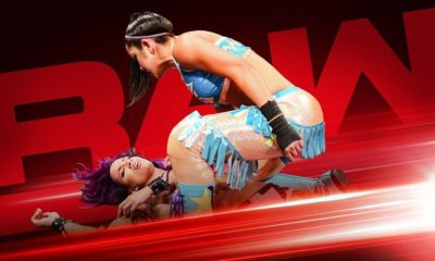 WWE Monday Night Raw July 2, 2018 Preview
