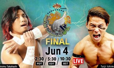 NJPW Best of the Super Jr.25 Final Results