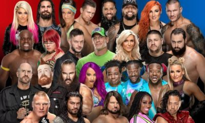 The Contract end Dates of Several WWE Superstars