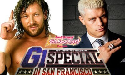 NJPW G1 Special in San Francisco full Card