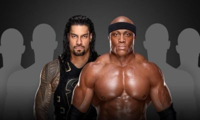 Possible participants of the number one contender match for the Universal title at Extreme Rules