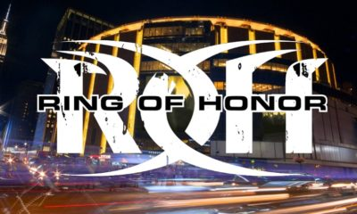 Sinclair management interested in performing a ROH event at Madison Square Garden