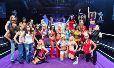 AXS TV to Broadcast Women of Wrestling Events, Partnership with Jeanie Buss