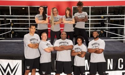 WWE officializes the arrival of new talent to its Performance Center
