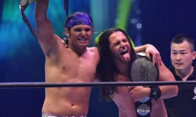 The Young Bucks talk about the possibility of signing with WWE