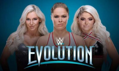 Will there be a Women's Commentators Team in WWE Evolution?