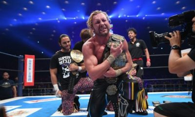 Kenny Omega would like to work with Seth Rollins and AJ Styles