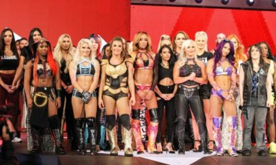 WWE Evolution: Another idea plagiarized by Impact Wrestling?