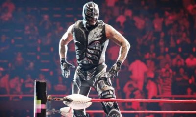 Rey Mysterio Reportedly signed a new contract with WWE