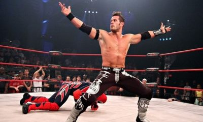 Alex Shelley announces his retirement from the ring