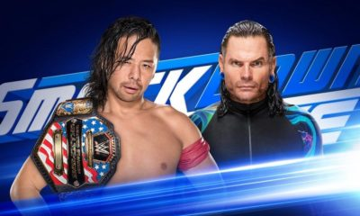 WWE SmackDown Live July 17, 2018 Preview