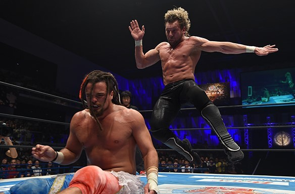 NJPW G1 Climax 28 Results (7/27) Day 8: SANADA vs. Ibushi