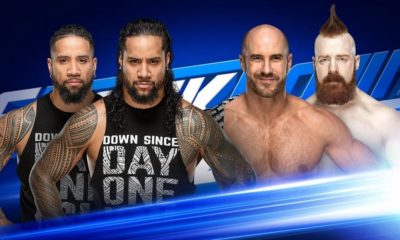 WWE SmackDown Live July 31, 2018 Preview