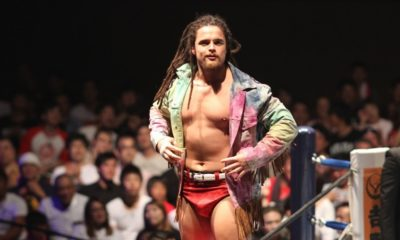WWE wants to bring back Juice Robinson