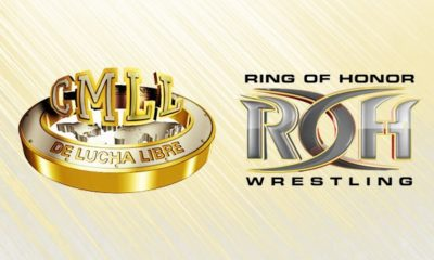 ROH and CMLL will present their first event together