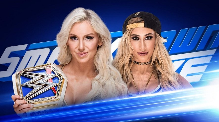 WWE SmackDown Live August 28, 2018 Preview