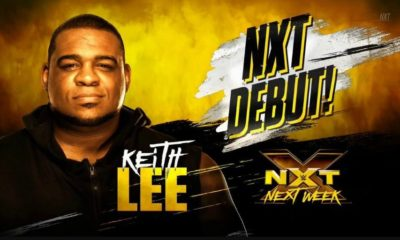 Keith Lee will Debut at NXT next week