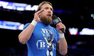 Daniel Bryan Wishes Success to Big Cass