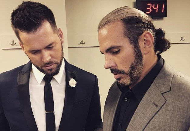 Matt Hardy Worked as a Producer in the SummerSlam Backstage