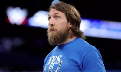 WWE Officials may be Angry with Daniel Bryan