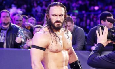 Neville future member of the Bullet Club?