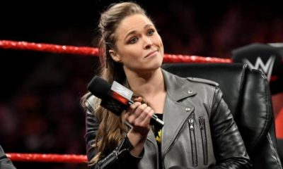 Ronda Rousey Looks Back on her WWE debut