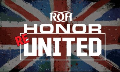 ROH Honor Re-United Day 1 Results: International Cup First Round