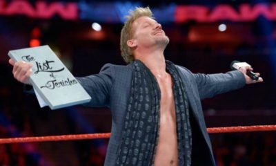 Chris Jericho could upset WWE in the Near future