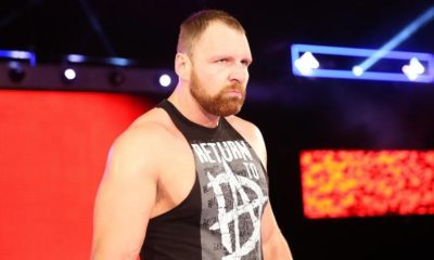 Dean Ambrose Returns On Raw with a New Look