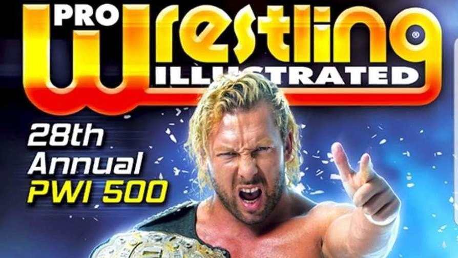 Kenny Omega is the Pro Wrestling Illustrated Wrestler of the year