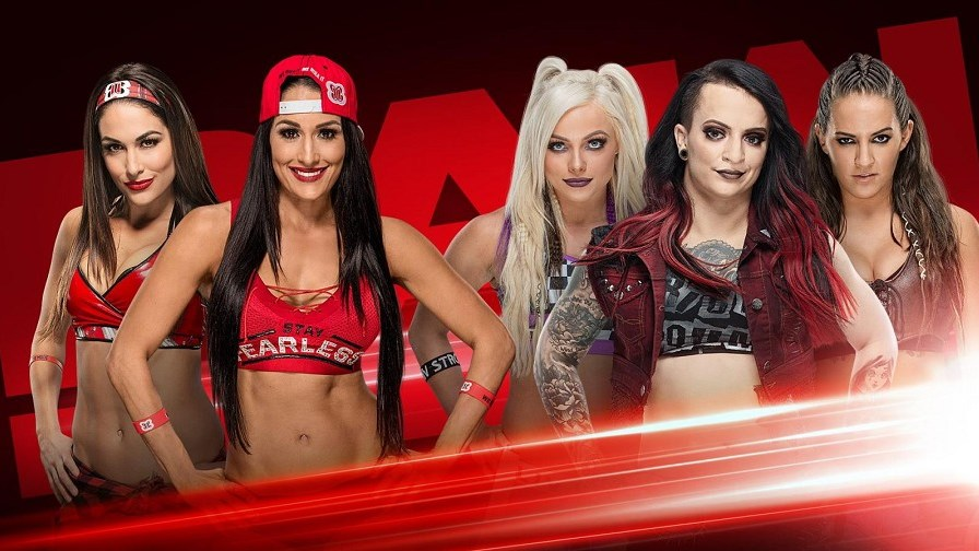 WWE Monday Night Raw September 3, 2018 Preview
