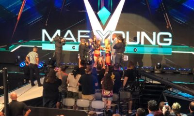 WWE Mae Young Classic Spoilers - August 9, 2018
