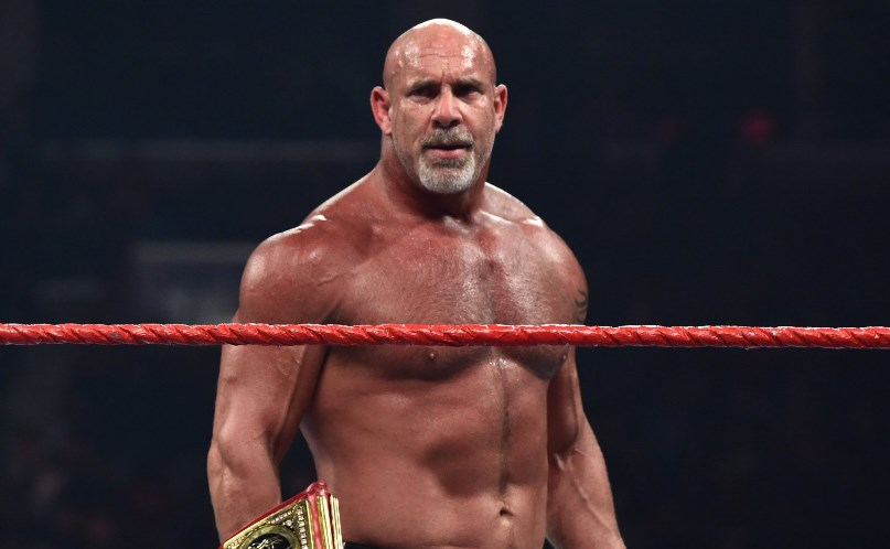 Will Goldberg be a New Member of the Bullet Club?