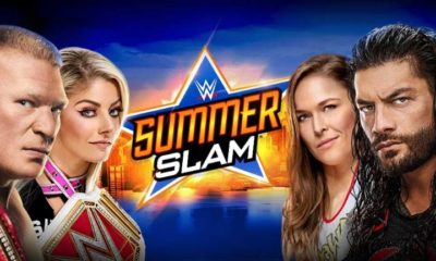 WWE Summerslam 2018 Matches, Card, Preview and more