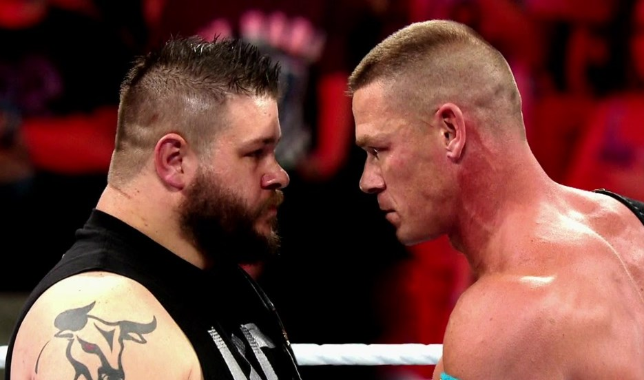 John Cena will face Kevin Owens in WWE Super Show-Down