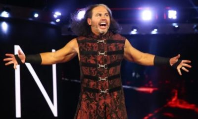Is Matt Hardy Thinking of Retirement?