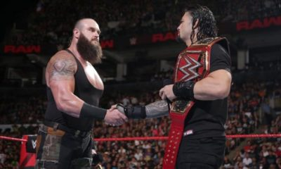 Current Plans for Roman Reigns and Universal title