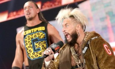Enzo Amore and Big Cass could Meet at Impact