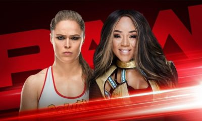 WWE Monday Night Raw August 6, 2018 Preview