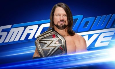 WWE SmackDown Live August 7, 2018 Preview