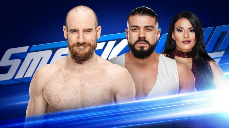 WWE SmackDown Live August 14, 2018 Preview