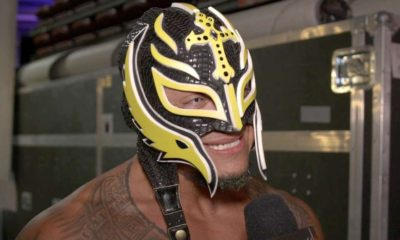 Rey Mysterio wants to Compete on SmackDown Live on his WWE Return